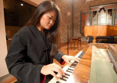 Il fortepiano travolgente di Jin Ju