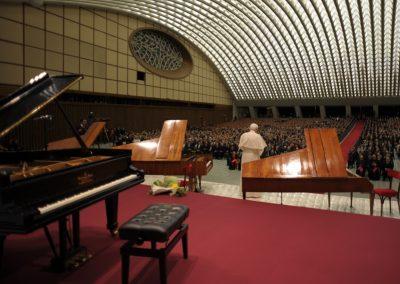 Concerto in Vaticano, Jin Ju 17-10-09