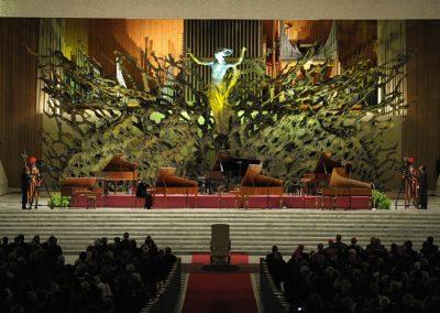Concerto in Vaticano 17-10-09