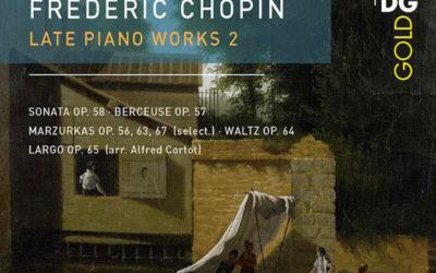 Frédéric Chopin (1810-1849), MDG Recordings
