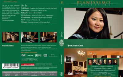 Recital per pianoforte (DVD+CD)